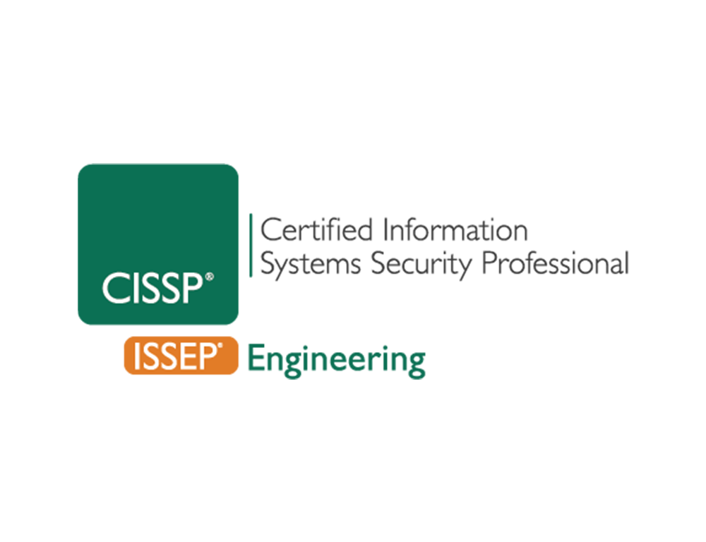 CISSP-ISSEP – Information Systems Security Engineering Professional